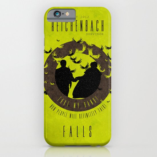 Take My Hand : Sherlock iPhone & iPod Case