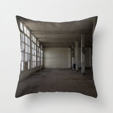 Lost Focus Throw Pillow