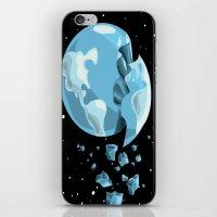 Global Warming iPhone & iPod Skin