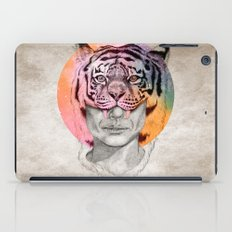 The Tiger Lady iPad Case