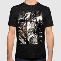 Gandalf Mens Fitted Tee Tri-Black SMALL