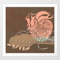 THE SOUND - ANALOG zine Art Print