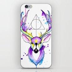 Harry Potter Patronus iPhone & iPod Skin
