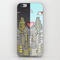 Night & Day iPhone & iPod Skin