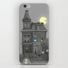 Haunted by the 80's iPhone & iPod Skin