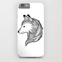 iPhone & iPod Case featuring Wolf by Anne Crittenden