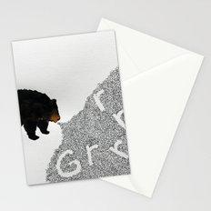 Grrrrrr... Stationery Cards
