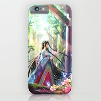 Rainbow Shrine iPhone 6 Slim Case