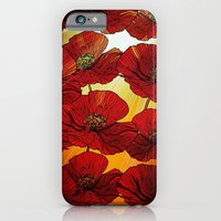 iPhone & iPod Case featuring LIKE A FLOWER XXXVII by Ylenia Pizzetti