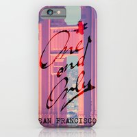 iPhone & iPod Case featuring One and Only - San Francisco - by Tobia Crivellari