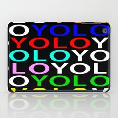 YOLO iPad Case
