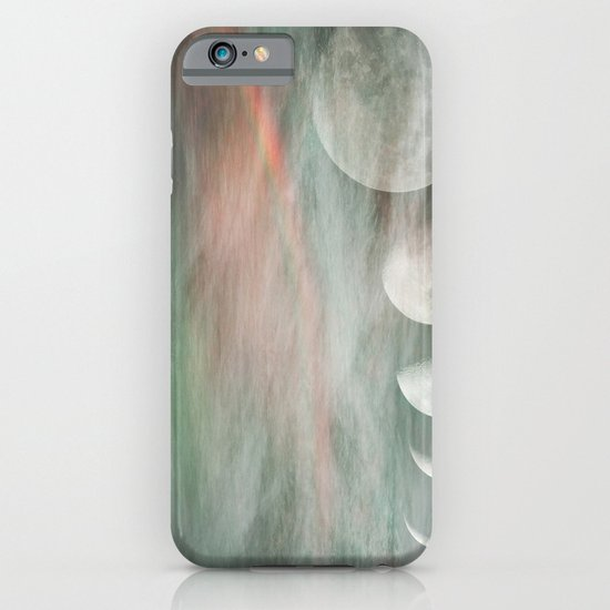 On Moonlight and Rainbows iPhone & iPod Case