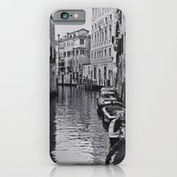 Venice black and white iPhone 6 Slim Case