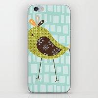 Green Tweetie Bird iPhone & iPod Skin