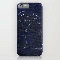 Mitten State Constellation iPhone 6 Slim Case
