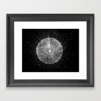 Storm Epoch Framed Art Print
