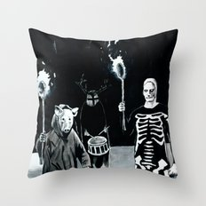 Pagans Do It Better Throw Pillow