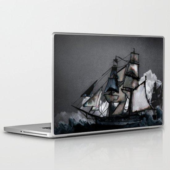 The Tightrope Laptop & iPad Skin