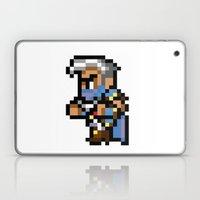 Final Fantasy II - Edge Laptop & iPad Skin
