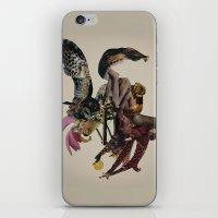 The Drain iPhone & iPod Skin