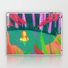 hidden lake Laptop & iPad Skin