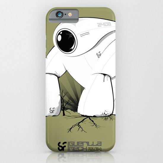 Superheroes SF iPhone & iPod Case