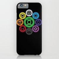 Living In Colour iPhone 6 Slim Case