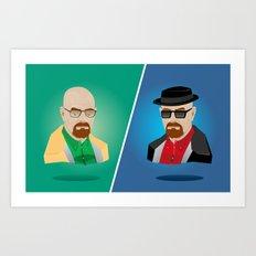 Evolution of a Man Art Print