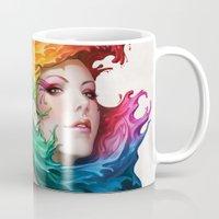 Angel of Colors Mug