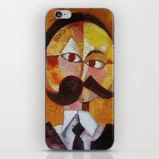Friedrich Nietzsche iPhone & iPod Skin