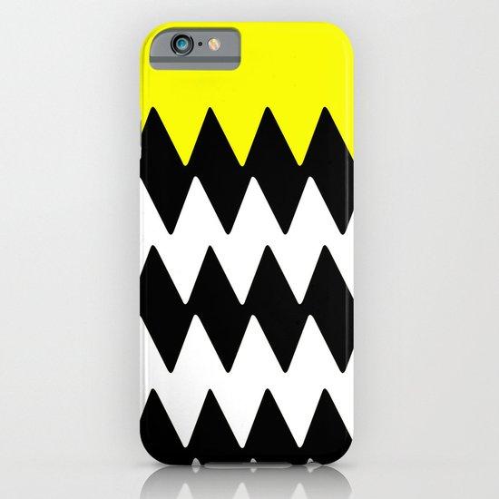 Zig Zag iPhone & iPod Case
