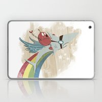 The Super Fire Awesome R… Laptop & iPad Skin