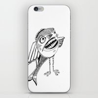 Piranâbird iPhone & iPod Skin