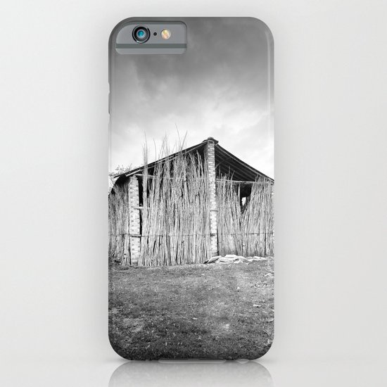 Old dryer tobacco iPhone & iPod Case