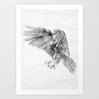 Run Free Art Print