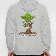 Bonsai Yoda Hoody