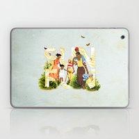 Sun Fun II Laptop & iPad Skin