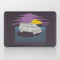 Hit the Road iPad Case