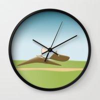 The Horse Rider Wall Clock