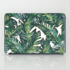 banana leaf 3 iPad Case