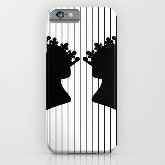 Queenie 34 iPhone & iPod Case