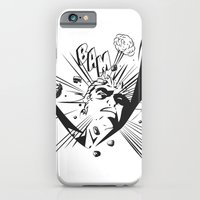 iPhone & iPod Case featuring BAM! by FF designs