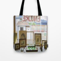 Store window  Tote Bag