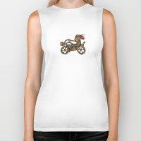My Harley Biker Tank