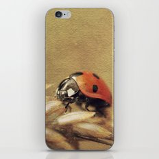 7 Spotted Lady iPhone & iPod Skin