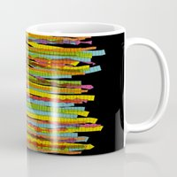 Patterns - Spaghettis 1 Mug