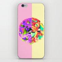 Veranica iPhone & iPod Skin