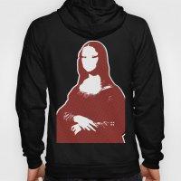Mona Lisa SW+C x3 Hoody