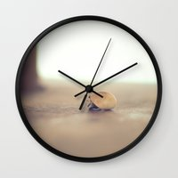 Beach Buddy Wall Clock