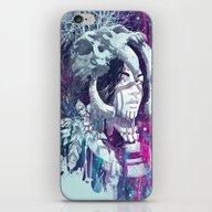 Shaman II iPhone & iPod Skin